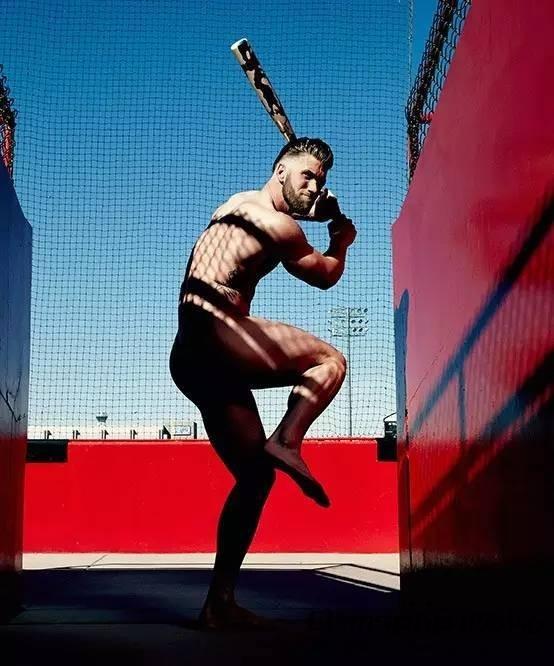 帝国cms图集插件:ESPN The Magazine推出专辑《脱!是为了赞颂最美的身体》(4)