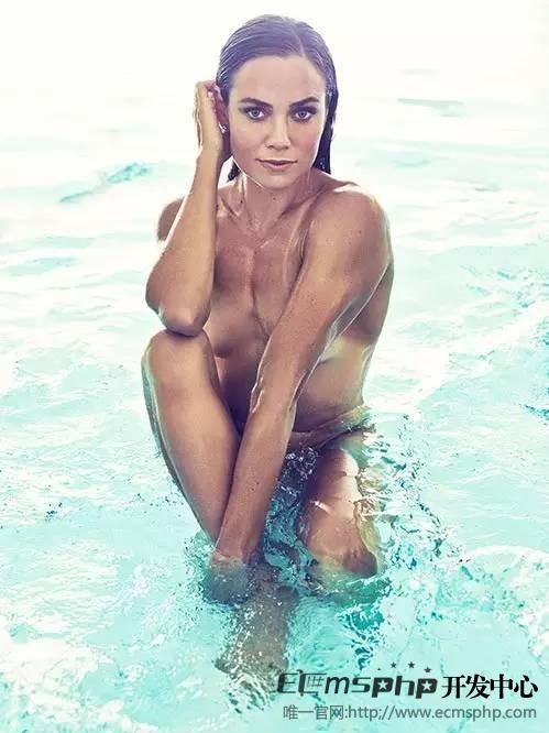 帝国cms图集插件:ESPN The Magazine推出专辑《脱!是为了赞颂最美的身体》